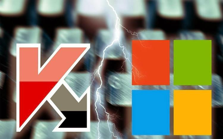 Kaspersky processa Microsoft por práticas anticompetitivas