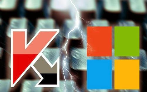Kaspersky abre processo contra Microsoft por práticas anticompetitivas