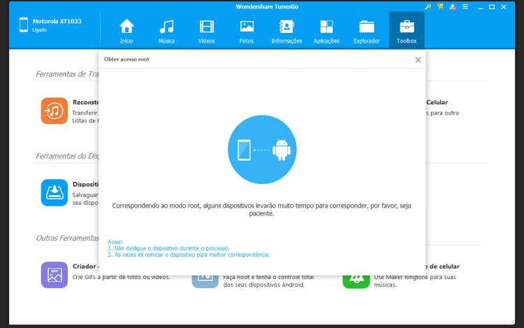 Como gerenciar seu smartphone pelo PC com o TunesGo