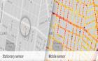 Google Street View está mapeando a poluição urbana