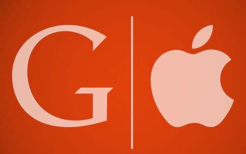 Apple e Google disputam espaço na Nuvem