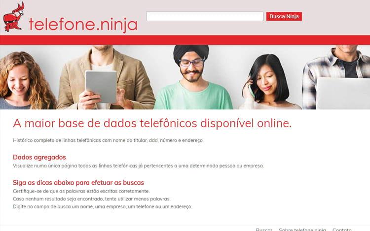 Site divulga ilegalmente telefone e endereço de pessoas, inclusive o seu !