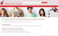 Atenção! Sem autorização, site divulga endereço, e-mail e telefone de brasileiros
