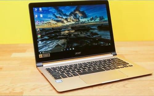Acer lança o notebook ultrafino Acer Swift 7 no Brasil por R$ 8.999