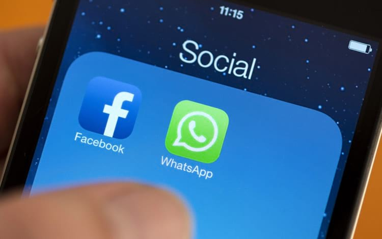 Whatsapp usará estruturas do Facebook