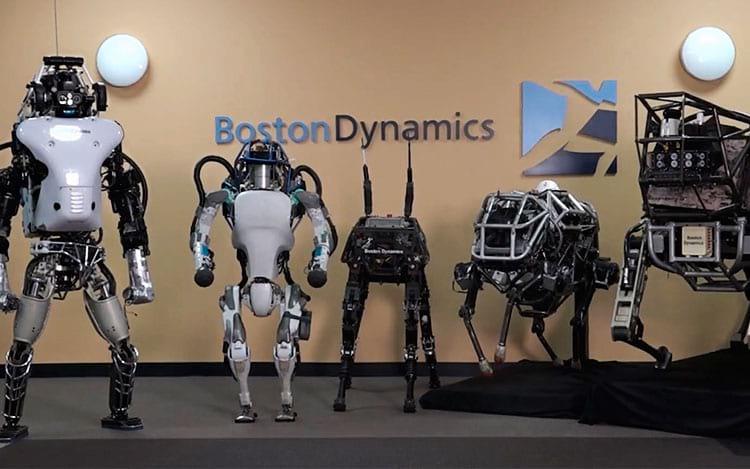 Grupo da Google vende Boston Dynamics