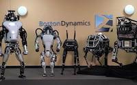 Divisão de robótica do Google é vendida para japonesa