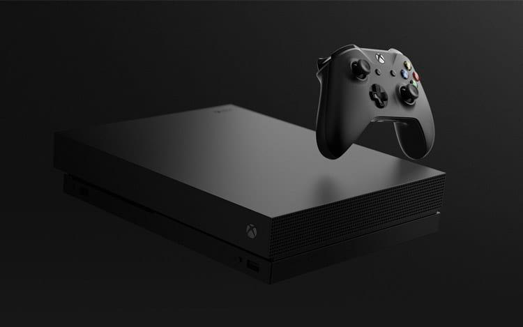 Xbox One X é lançado na E3, pela Microsoft