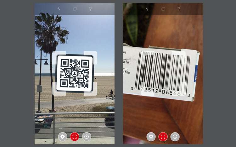 QR Code Reader by Scan.