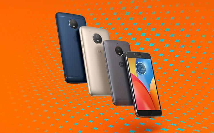 Lenovo lança o Motorola Moto E4