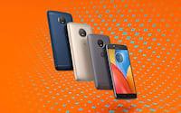 Motorola lança novos smartphones de entrada Moto E4 e Moto E4 Plus