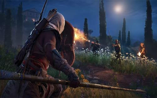 E3 2017: Ubisoft revela trailer de Assassin's Creed Origins no Xbox One X