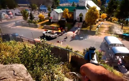 E3 2017: Far Cry 5 ganha trailer e primeiro vídeo de gameplay