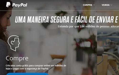 Agora é possível comprar através do Paypal mesmo sem cartão internacional