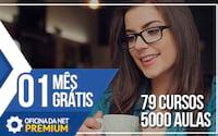 Promoção 1 mês de Oficina da Net Premium FREE [encerrada]