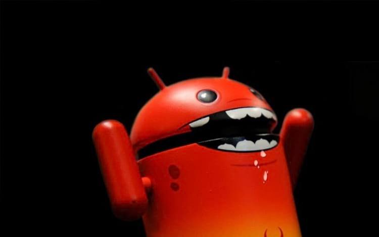 Malwares para android estão se disseminando