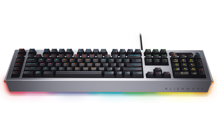 Alienware - Advanced Gaming Keyboard