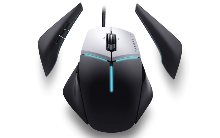 Alienware - Elite Gaming Mouse