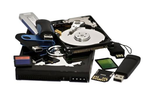 Recuperar arquivos deletados com o Data Recovery