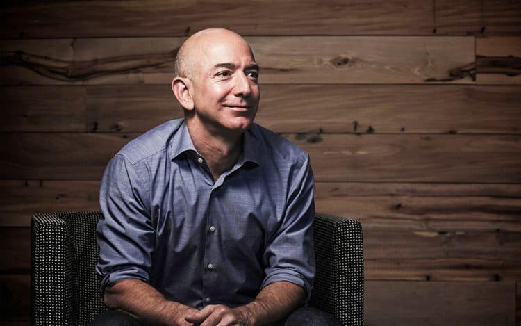 Com US$ 76 bi, Bezos está prestes a destronar Gates