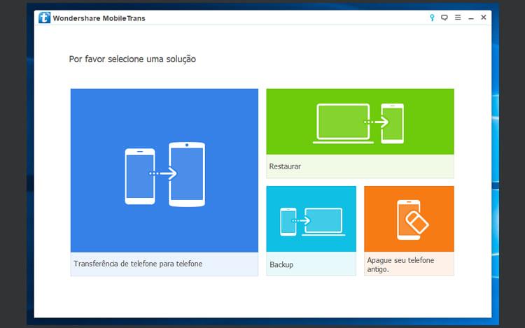 Interface MoblieTrans.