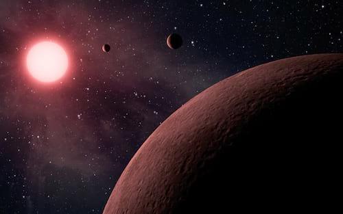 Nasa revela 10 novos planetas semelhantes com a Terra