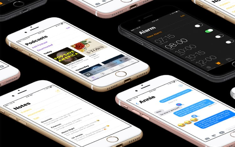 Apple libera segunda versão beta do iOS 11