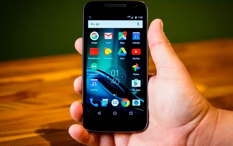 Moto G4 Play recebe atualização para Android 7.1.1