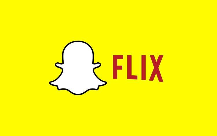 Snapchat vai produzir conteúdosexclusivos. Seria a Snapflix?