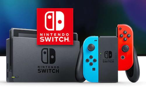 Nintendo Switch recebe atualização de firmware 3.0