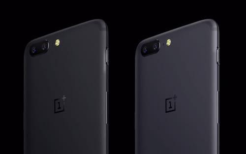 OnePlus lança o OnePlus 5