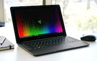Novo laptop gamer Razer Blade Stealth tem display touch de 13,3 polegadas e acabamento na cor cinza