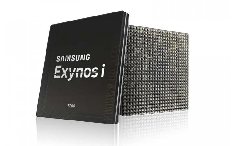 Exynos i: chip direcionado para internet das coisas