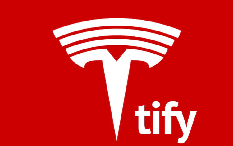 Tesla quer lançar streaming de músicas. Teslatify?