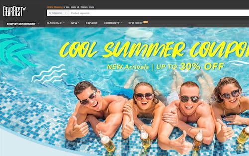 Parceira do Oficina da Net: Veja as promoções da GearBest