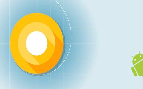 Código-fonte do Android O entrega possível nome