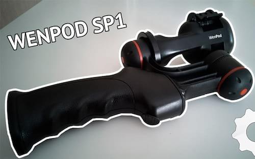 WenPod SP1 - Primeiras impressões deste gimbal