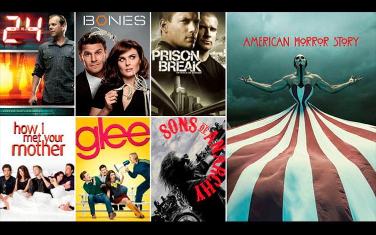 Séries da Fox disponíveis só até sexta na Netflix - Última chance!!!