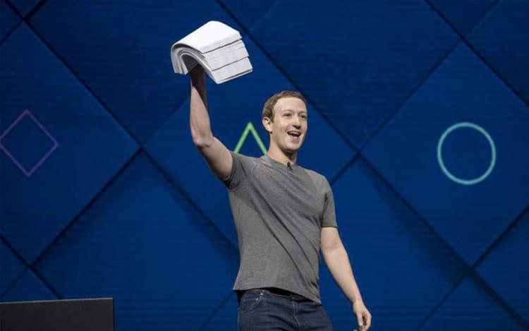Facebook atinge a marca de 2 bilhões de pessoas ativas por mês