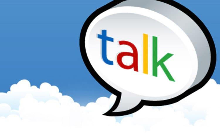 Google Talk chega ao fim