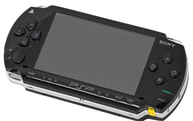 Portátil PSP