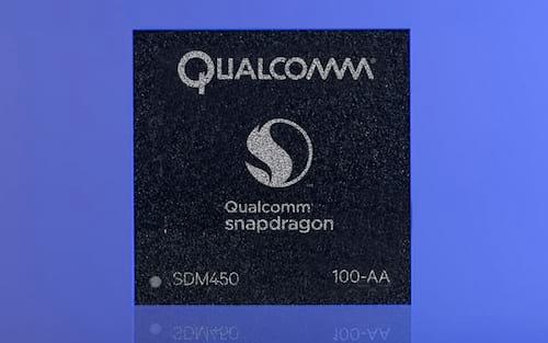 Qualcomm anuncia o seu Snapdragon 450