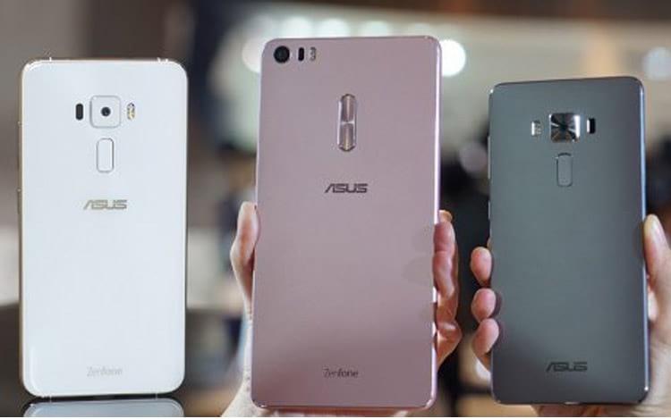 ASUS deve lançar 6 versões do ZenFone 4
