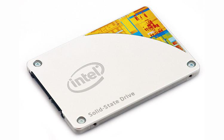 Intel SSD 545