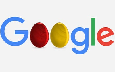 Easter Eggs escondidos no Google