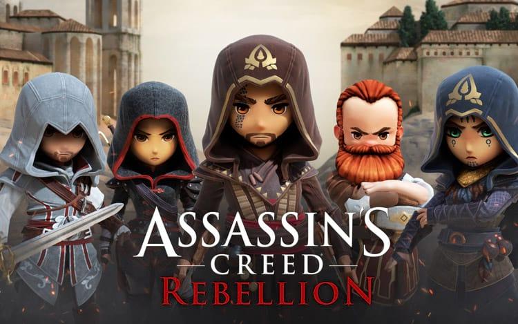 Assassins Creed Rebellion chegará para Android e iOS