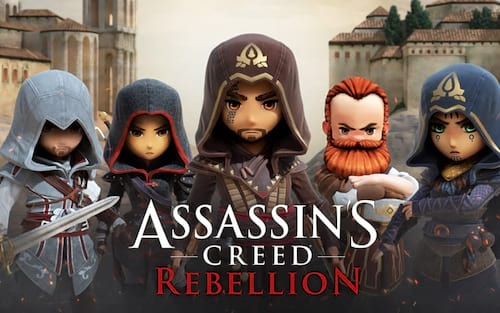 Assassins Creed Rebellion chegará para Android e iOS