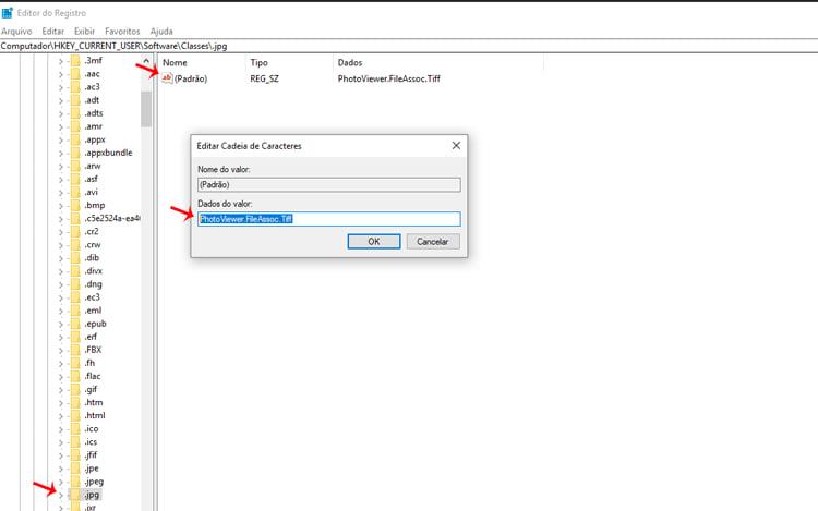 Como retornar o visualizador de imagens clássico no Windows 10