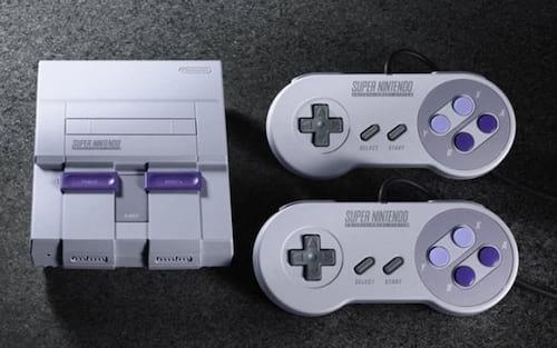 Super Nintendo é relançado e chega em setembro com 21 jogos na memória