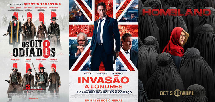 Títulos que serão removidos da Netflix em julho de 2017 - 1ª quinzena